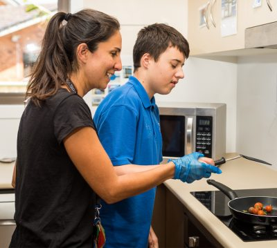 Biala Support Services Cooking Lessons